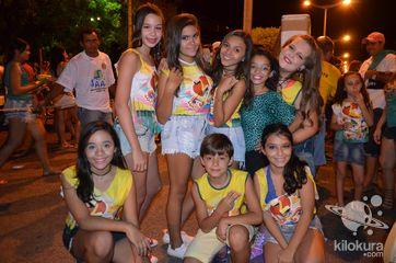 Jaguar Fest 2016 - Bloco Zanzuê Kids - Foto 106