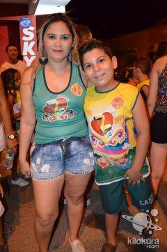 Jaguar Fest 2016 - Bloco Zanzuê Kids - Foto 113