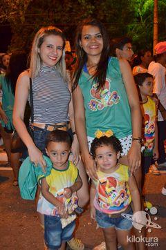 Jaguar Fest 2016 - Bloco Zanzuê Kids - Foto 123
