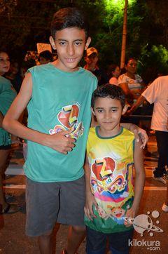 Jaguar Fest 2016 - Bloco Zanzuê Kids - Foto 125