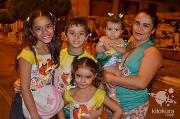 Jaguar Fest 2016 - Bloco Zanzuê Kids - Foto 139