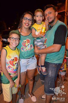 Jaguar Fest 2016 - Bloco Zanzuê Kids - Foto 157
