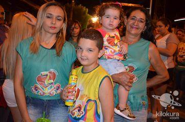 Jaguar Fest 2016 - Bloco Zanzuê Kids - Foto 158
