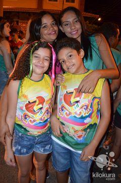 Jaguar Fest 2016 - Bloco Zanzuê Kids - Foto 160