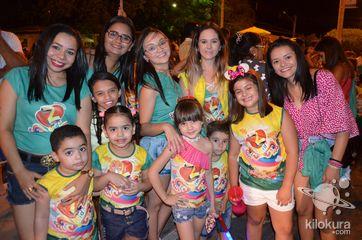 Jaguar Fest 2016 - Bloco Zanzuê Kids - Foto 165