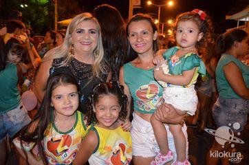 Jaguar Fest 2016 - Bloco Zanzuê Kids - Foto 174