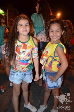 Jaguar Fest 2016 - Bloco Zanzuê Kids - Foto 176