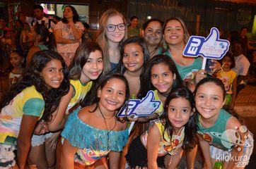 Jaguar Fest 2016 - Bloco Zanzuê Kids - Foto 187