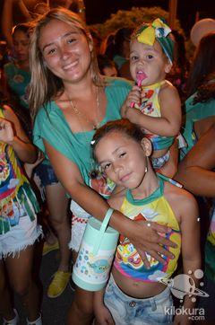 Jaguar Fest 2016 - Bloco Zanzuê Kids - Foto 218