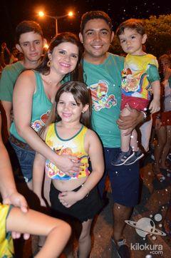 Jaguar Fest 2016 - Bloco Zanzuê Kids - Foto 219