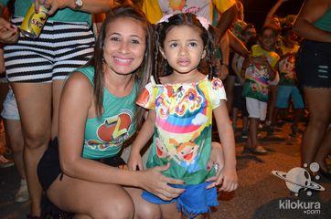 Jaguar Fest 2016 - Bloco Zanzuê Kids - Foto 221