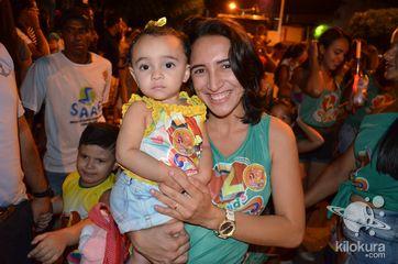 Jaguar Fest 2016 - Bloco Zanzuê Kids - Foto 223