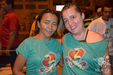 Jaguar Fest 2016 - Bloco Zanzuê Kids - Foto 230