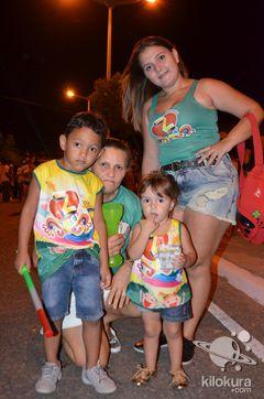 Jaguar Fest 2016 - Bloco Zanzuê Kids - Foto 237
