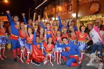 Jaguar Fest 2016 - Bloco Zanzuê Kids - Foto 24