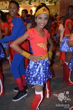 Jaguar Fest 2016 - Bloco Zanzuê Kids - Foto 28