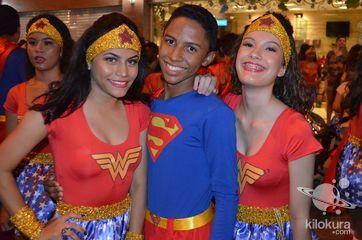 Jaguar Fest 2016 - Bloco Zanzuê Kids - Foto 30