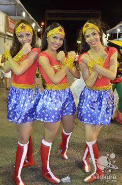 Jaguar Fest 2016 - Bloco Zanzuê Kids - Foto 305