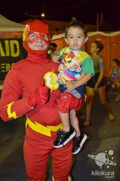 Jaguar Fest 2016 - Bloco Zanzuê Kids - Foto 311