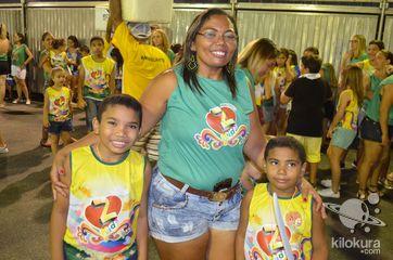Jaguar Fest 2016 - Bloco Zanzuê Kids - Foto 319