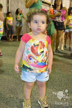 Jaguar Fest 2016 - Bloco Zanzuê Kids - Foto 320