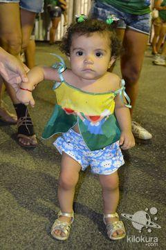 Jaguar Fest 2016 - Bloco Zanzuê Kids - Foto 323