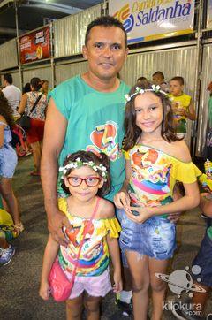 Jaguar Fest 2016 - Bloco Zanzuê Kids - Foto 325