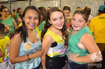 Jaguar Fest 2016 - Bloco Zanzuê Kids - Foto 329