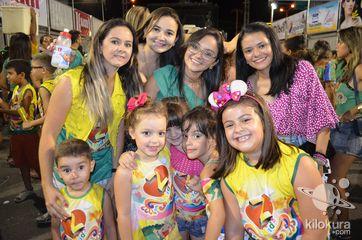 Jaguar Fest 2016 - Bloco Zanzuê Kids - Foto 335