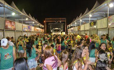 Jaguar Fest 2016 - Bloco Zanzuê Kids - Foto 338