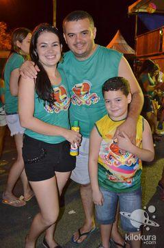 Jaguar Fest 2016 - Bloco Zanzuê Kids - Foto 349