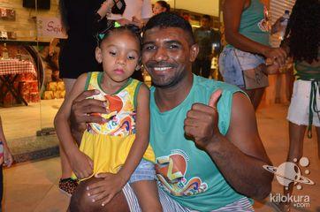 Jaguar Fest 2016 - Bloco Zanzuê Kids - Foto 39