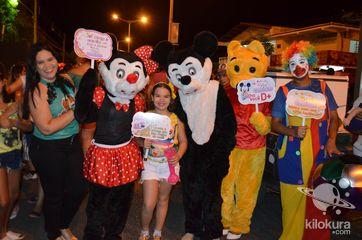 Jaguar Fest 2016 - Bloco Zanzuê Kids - Foto 42