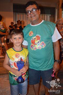 Jaguar Fest 2016 - Bloco Zanzuê Kids - Foto 45