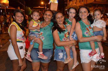 Jaguar Fest 2016 - Bloco Zanzuê Kids - Foto 50
