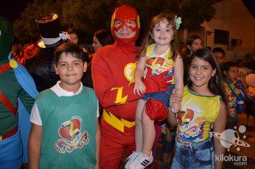 Jaguar Fest 2016 - Bloco Zanzuê Kids - Foto 55