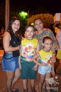 Jaguar Fest 2016 - Bloco Zanzuê Kids - Foto 60