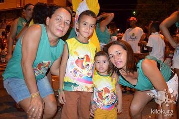 Jaguar Fest 2016 - Bloco Zanzuê Kids - Foto 61