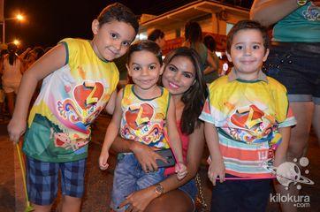 Jaguar Fest 2016 - Bloco Zanzuê Kids - Foto 63