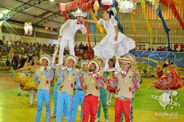 Promoção: Secretaria de Esporte e Juventude, Secretaria de Educação e Cultura.