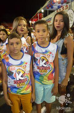 Jaguar Fest 2018 (Zanzuê kids) - Foto 253