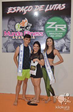 Aclamação Miss e Mister Teen e Reinauguração Academia Mundo Fitness - Foto 61