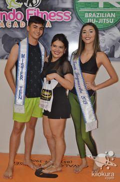 Aclamação Miss e Mister Teen e Reinauguração Academia Mundo Fitness - Foto 62