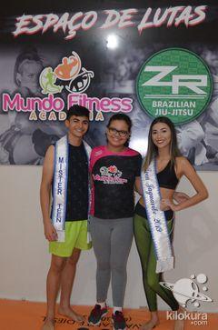 Aclamação Miss e Mister Teen e Reinauguração Academia Mundo Fitness - Foto 65