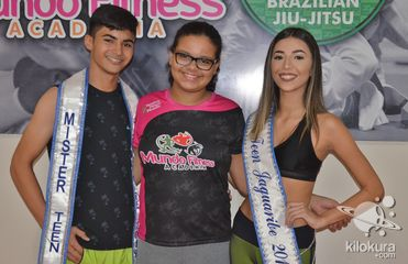 Aclamação Miss e Mister Teen e Reinauguração Academia Mundo Fitness - Foto 66