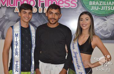 Aclamação Miss e Mister Teen e Reinauguração Academia Mundo Fitness - Foto 68
