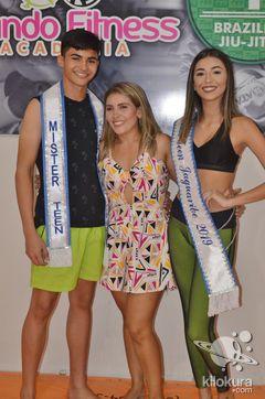 Aclamação Miss e Mister Teen e Reinauguração Academia Mundo Fitness - Foto 69