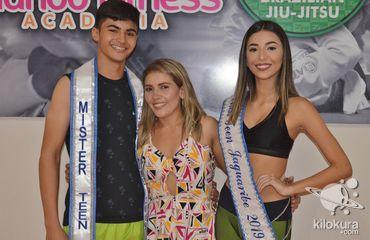Aclamação Miss e Mister Teen e Reinauguração Academia Mundo Fitness - Foto 70
