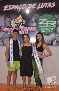 Aclamação Miss e Mister Teen e Reinauguração Academia Mundo Fitness - Foto 71