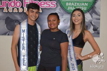 Aclamação Miss e Mister Teen e Reinauguração Academia Mundo Fitness - Foto 74